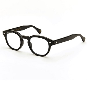 03e243c425 Moscot Lemtosh Black Eyewear Glasses Frames Optical Melbourne Fitzroy