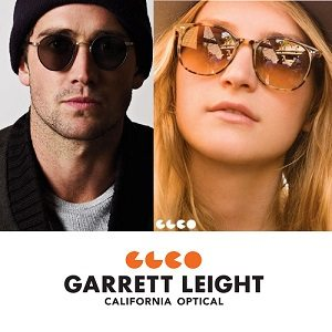 Garrett Leight - Only available at Fitzroy