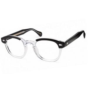 fc8ee7fb41 Moscot Lemtosh Black Crystal Eyewear Glasses Melbourne Fitzroy