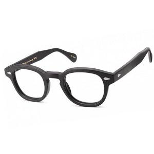 334d3e7f1b Moscot Lemtosh Matte Black Eyewear Glasses Frames Optical Melbourne ...