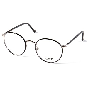 d52e5d08df1 Moscot Zev Black Gunmetal Eyewear Glasses Frames Melbourne Fitzroy