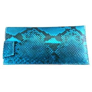 Occhio Python Case - Blue Skin Pattern