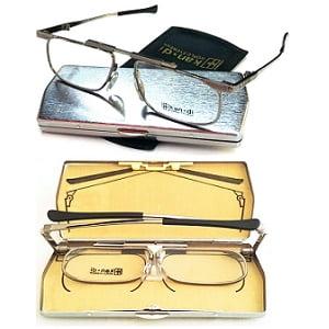 Kandi Slimfold Folding Frames Silver 46-20