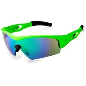 Mallee Bull 022 C2 Gloss Green with Mirror Lens