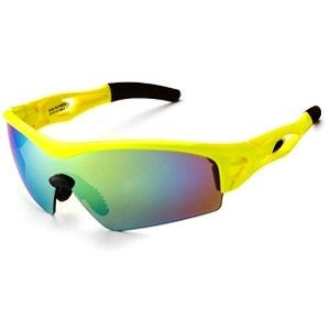 Mallee Bull 022 C3 Gloss Yellow with Mirror Lens