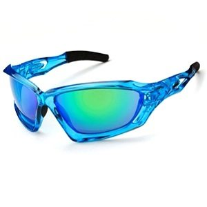 Mallee Bull 023 C4 Blue Crystal with Mirror Lens