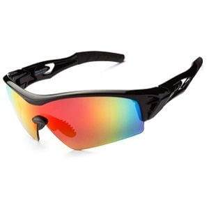 Mallee Bull 027 C3 Gloss Black with Mirror Lens