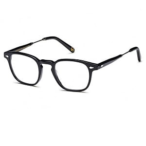 Moscot Genug Black and Pewter