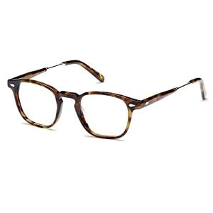 Moscot Genug Spotted Tort with Gold
