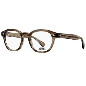 Moscot Lemtosh Brown Ash