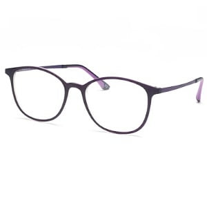 Occhio Flexon 1631 Matte Black and Purple