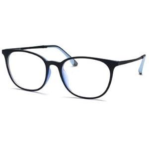 Occhio Flexon 1634 Matte Black Inner Blue