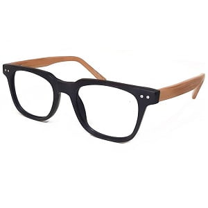Occhio W009 Black and Tan Wood Grain