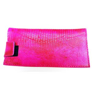 Occhio Python Case - Pink and Red pattern