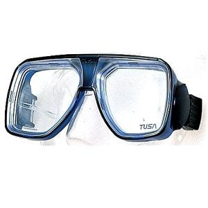 TM 5700 Liberator Plus Diving Mask Blue